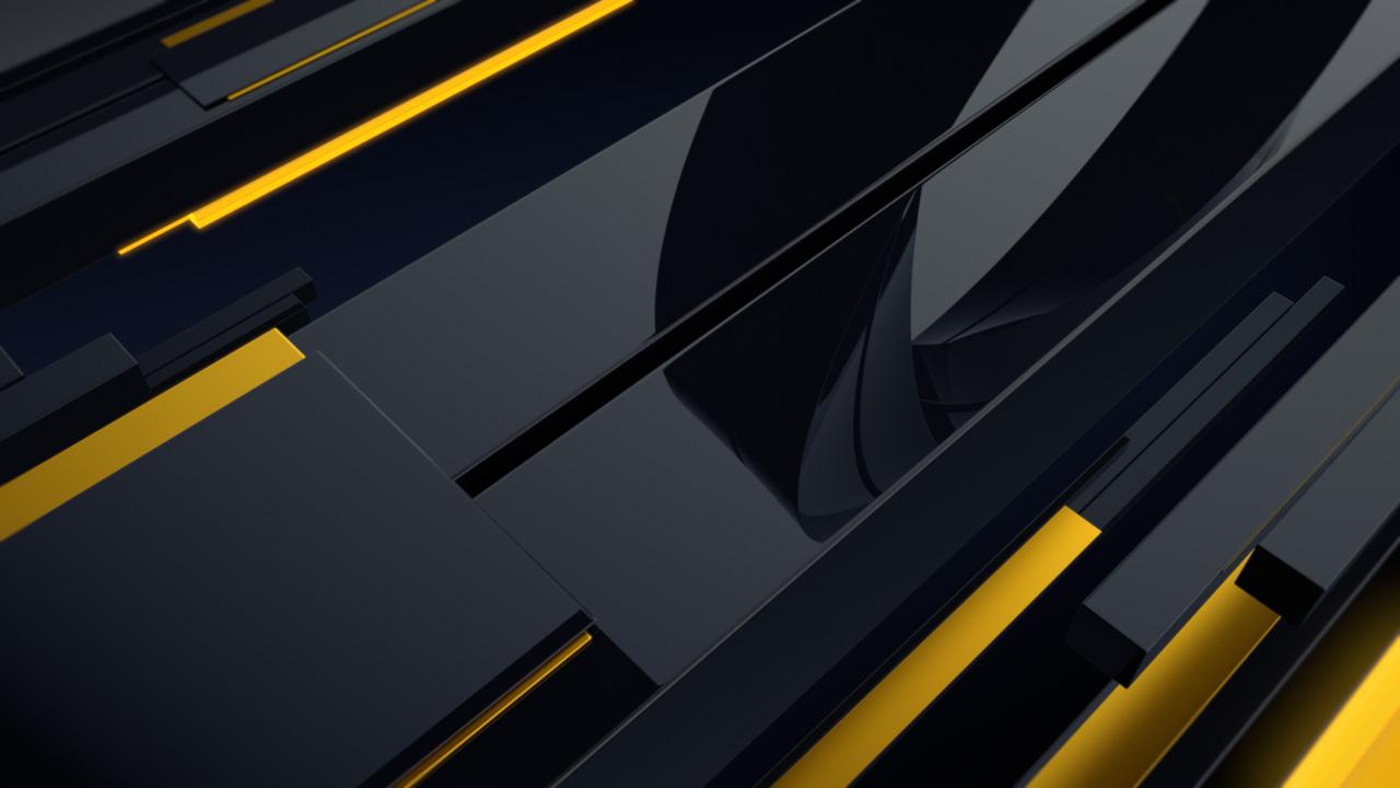 Nova.rs on-air design, black bumper close up 3
